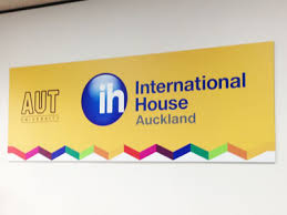 AUT International House