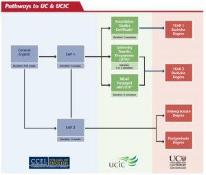 CCEL UCIC  UC パスウェイ