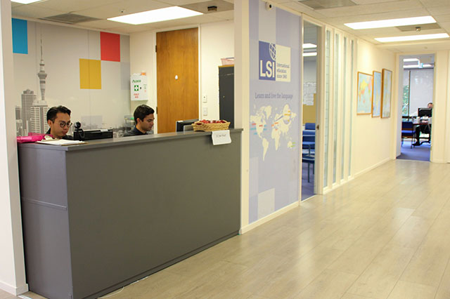 LSI - Langugage School International /ランゲージ スタディーズ インターナショナル