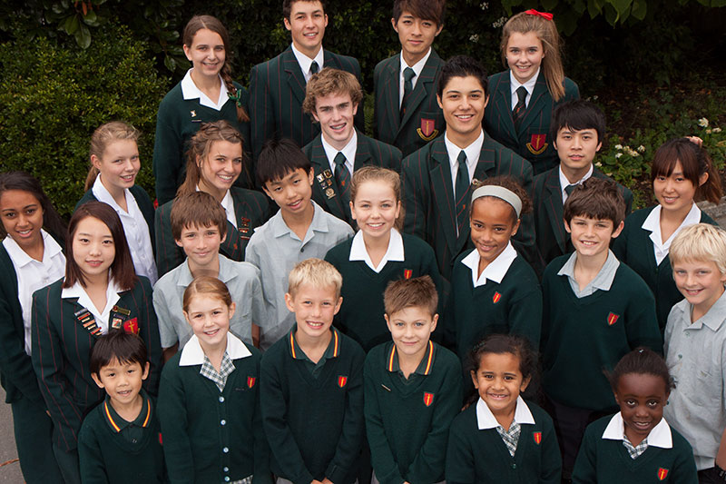 Middleton Grange School (ミドルトン グランジ スクール)