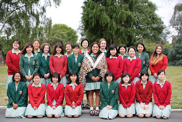 Avonside Girls' High School (エイボンサイド ガールズ ハイスクール)