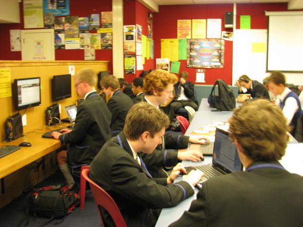 Christchurch Boys' High School (クライストチャーチ ボーイズ ハイスクール)
