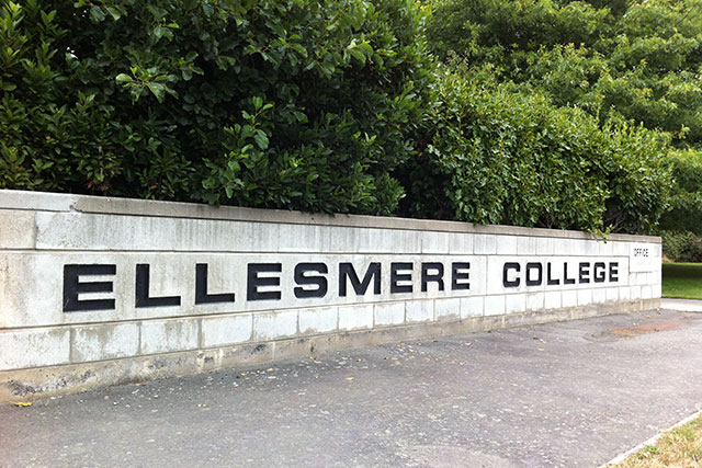 Ellesmere College(エリスミア<エルズミア> カレッジ)