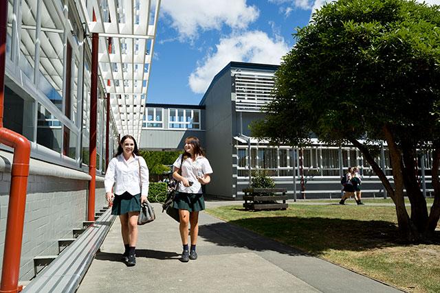 授業 公立・共学 ニュージーランド 高校生活