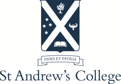 St Andrew's College(セント アンドリューズ カレッジ)