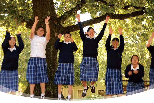 Timaru Girls' High School (ティマル ガールズ ハイスクール)