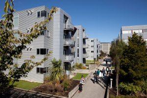 UNIVERSITY OF CANTERBURY (UC) / UC INTERNATIONAL COLLEGE (UCIC) カンタベリー大学 / カンタベリー大学・インターナショナルカレッジ <パスウェイ校> 学生寮