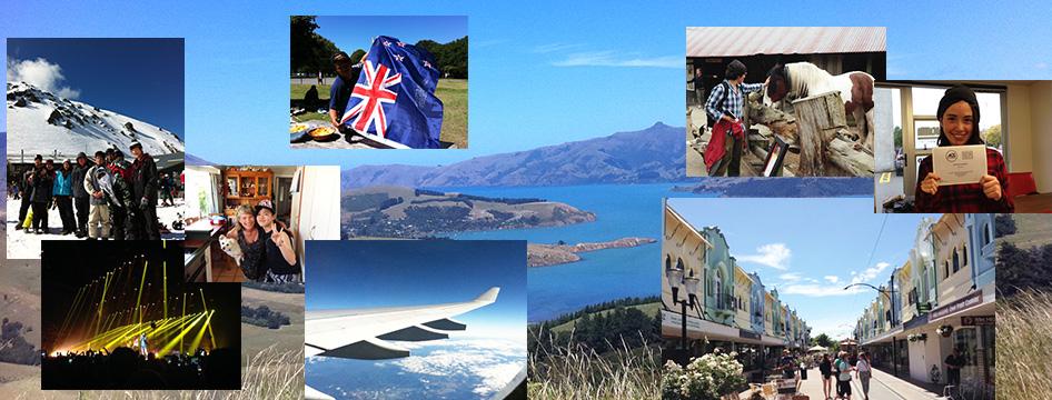 ニュージーランド留学無料サポート イメージ