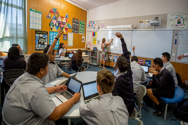 Mount Roskill Grammar School/マウントロスキルグラマースクール