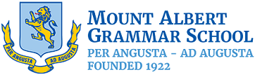 Mount Albert Grammar School (マウント アルバート グラマー スクール)